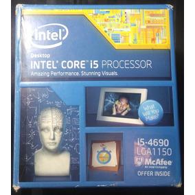 Procesador I5 4690 Lga 1150
