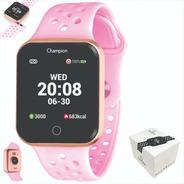 Relógio Champion Smartwatch Bluetooth 4.0 Original  Ch50006r