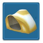 Cucha Modelo Iglue 1,07 X 0,98 X 0,70