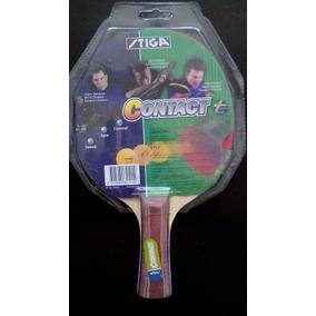 Raqueta De Ping Pong Tenis De Mesa Stiga