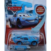 Cars Disney Pixar Dinoco Rayo Mcqueen En 1/43 De Mattel