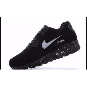Tênis Nike Air Max 90 Black Blush Manchado Envio 24 H