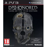 Dishonored Game Of The Year Edition Ps3 Digital
