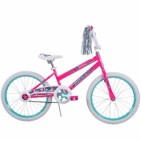 Bicicleta Para Nina Huffy Rodada 20 Nueva Envio Gratis Rosa