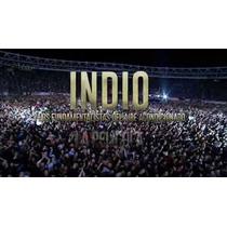 2 Dvd + 2 Cd - Indio Solari - Concierto + 2 Dvd Rock Regalo.