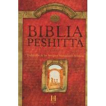 Biblia Peshitta Tapa Dura