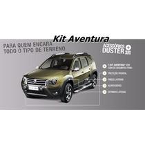 Kit Aventura Renault Duster 2012 2013 2014 Acessórios