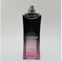Lomani Sensual 100ml Tester (sem Tampa) - 100% Original