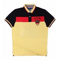 Playera Tipo Polo Tommy Hilfiger Alemania Xs 100% Original