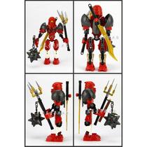 Legos Figuras De Ninjago Desarmables De 25 Cm