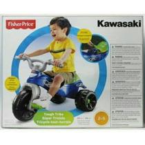 Triciclo Kawasaki De Fisher Price Nuevo Juguetes Montables