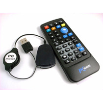 Controle Remoto S/fio Via Usb Mouse P/ Pc Notebook Wireless