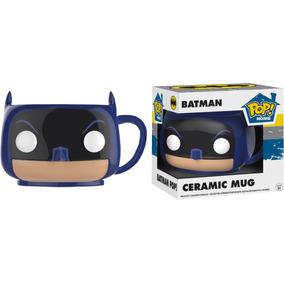 Taza Ceramica Mug Batman Clasico Funko Pop Home Serie Batman