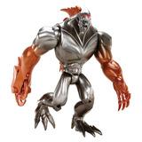 Figura De Acción Max Steel Elementor Metal