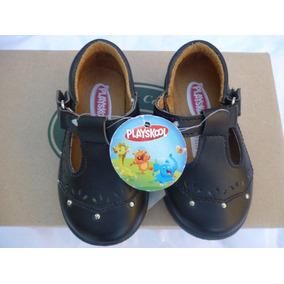 Zapatos De Vestir Para Bebe, Playskool, Para Niña Y Niño