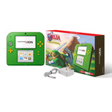 2ds Ed Zelda Ocarina Of Time Nintendo Con Juego Navidad