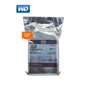 Wd Disco Duro Western Digital Purple Wd100purz, 10tb, Sata 6
