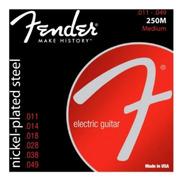 Encordado Fender Electrica 250m Nickel Plated 011-049 Ball E