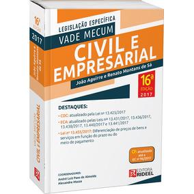 Vade Mecum Civil E Empresarial Legislação Específica