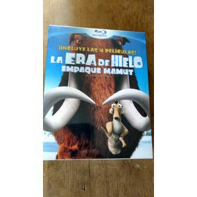 Blu-ray Era De Hielo 1-2-3-4