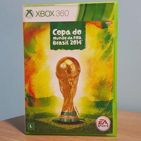 Copa Do Mundo Da Fifa Brasil 2014 - Xbox 360 (original)