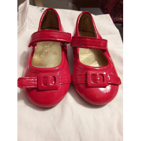 Zapatos De Niña De Charol Rojo Zara