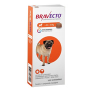 Bravecto  Antipulgas 4,5 A 10kg + Brinde