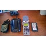 Teléfono Samsung Sch-3500 Cdma Con 2 Baterías Y Cargador