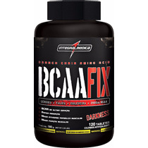 Bcaa Fix Darkness 120 Tabs 3900mg - Integralmedica Top