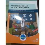 Aplicacion De Las Tic A La Docencia