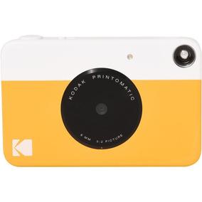 Câmera Kodak Printomatic De Impressão Instantânea - Amarela