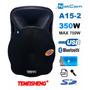 Corneta Amplificada Temeisheng A15-2 Bt Mic Usb Bat Sd