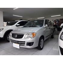 Suzuki Alto 1.0 Gris Plata 2013