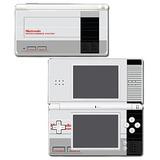 Retro Nes Nintendo Sistema De Entretenimiento Consola Origi