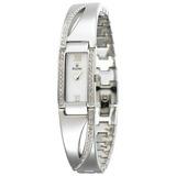 Reloj De Mujer Bulova, Modelo 96t63 Hermoso