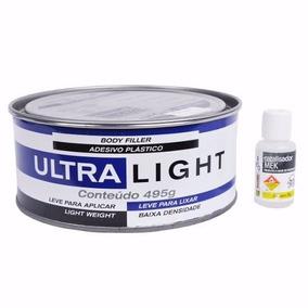 Massa Plastica Automotiva Adesivo Ultra Light - Maxi Rubber