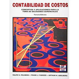 Contabilidad De Costos 3/ed. Polimeni Ralph Mcgraw Hill