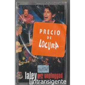 La Ley - Mtv Unplugged (cassette Sellado) Kct Beto Cuevas