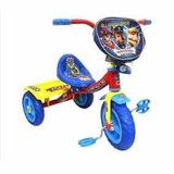 Triciclo Marca Oceanus Modelo Dc Súper Hero Girls