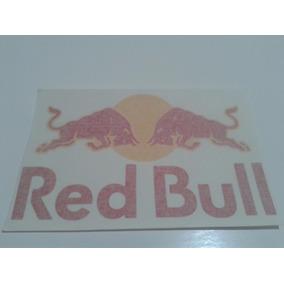 Adesivo Automotivo Vinil Red Bull