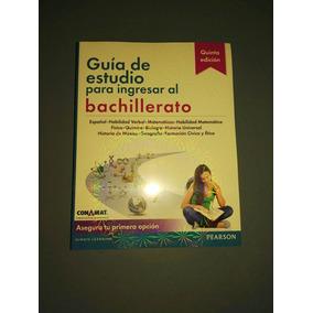 Guía Ingreso A Bachillerato, Conamat, 5ta Edición