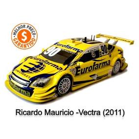 Coleção Miniatura Stock Car - Vectra (2011) Ricardo Mauricio