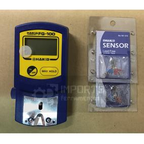 Termômetro Ferro De Solda Hakko Digital Fg-100