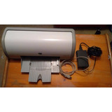 Impresora Hp Deskjet 3940 Cartucho 21 Y 22 Inyeccion Tinta