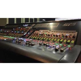 Mesa De Som Soundcraft Si3 - Troca Behringer X32 + Dinheiro