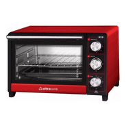 Horno Electrico Ultracomb - 28 Lts - 1500w - Timer - Grill