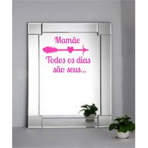 Adesivo Dia Das Mães Homenagem