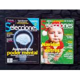 Revistas Selecciones 2013 Y Prevention 2001 En Español
