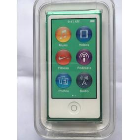 Ipod Nano 7 Geração. Novo, Lacrado. Garantia Apple