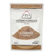 Comino Molido Premium Molino Cerrillos Doypack 500g Sin Tacc